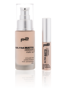 ultra matte 24 hours make up + concealer Gruppenfoto
